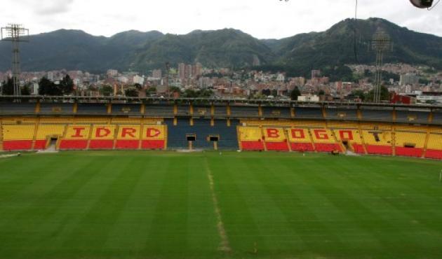 Estadio nemesio Camacho 'El Campín' - Bogotá