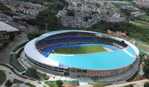 Estadio Hernán Ramírez Villegas - Pereira