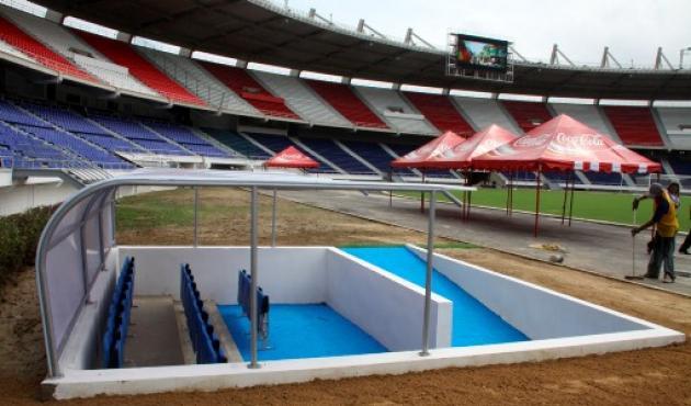 Estadio Metropolitano Roberto Meléndez - Barranquilla