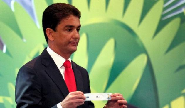 Bebeto fue una de las figuras de Brasil en el Mundial Sub 20 de México.