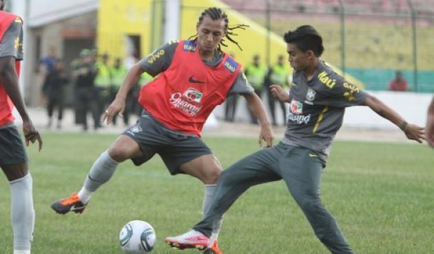 Brasil y Egipto  inauguran en el estadio Metropolitano Roberto Meléndez el Mundi