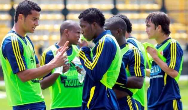 Los jugadores de Colombia creen que esta es la oportunidad ganar el título