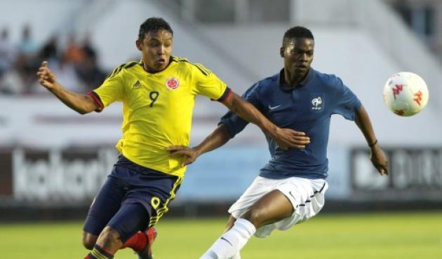 Luis Muriel, goleador de Colombia, marcó el mejor gol hasta el momento.