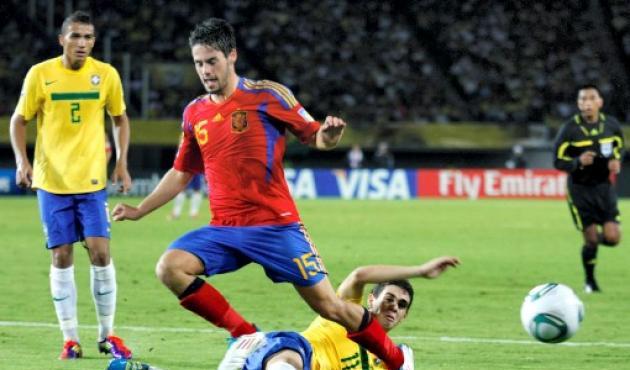 Selección España Sub 20