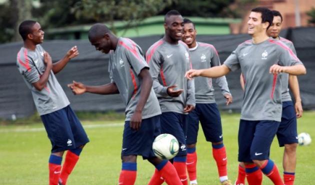 Francia y Colombia chocarán el sábado.