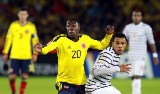 Los franceses fueron goleados por Colombia 4-1 en la primera salida de ambos equ