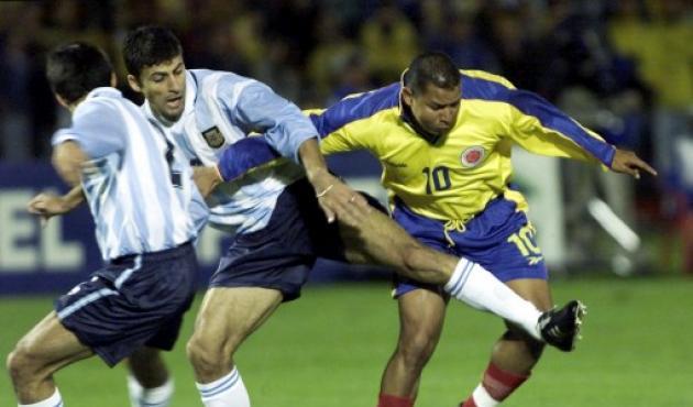 Iván René Valencia despuntó en el Mundial Sub 20 de Arabia Saudita.