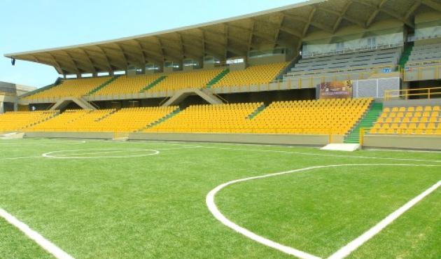 Estadio Jaime Morón luce bonito para la inauguración del Mundial Sub 20