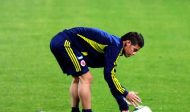 James Rodríguez, figura de Colombia.
