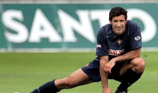 Luis Figo llevó a Portugal al título en el Mundial de 1991.
