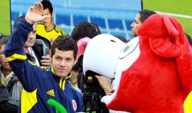 El defensa Pedro Franco sueña ganar el trofeo de campeón en el Mundial Sub 20