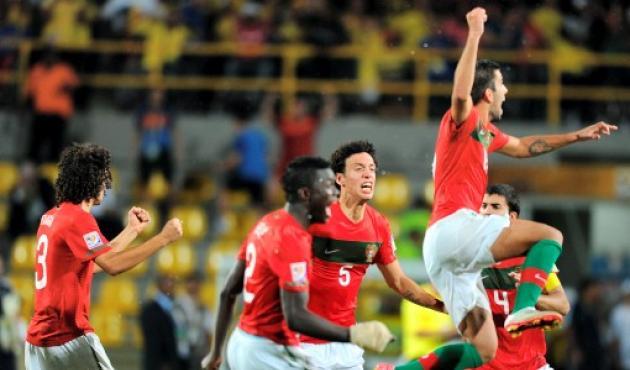 AFP  VANDERLEI ALMEIDA - Portugal Mundial Sub 20