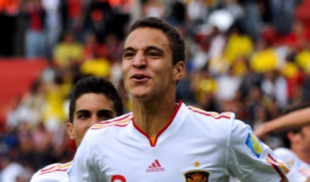 Rodrigo Moreno marcó dos de los cuatro goles.