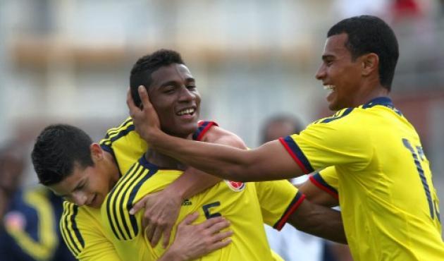 Colombia hará su quinta participación en el Mundial de Fútbol Sub 20