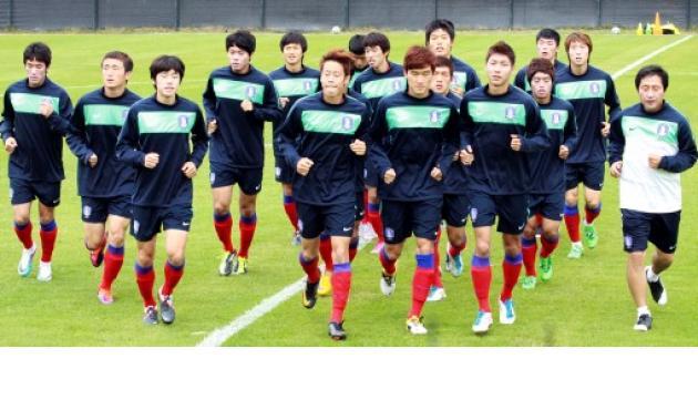 Corea del Sur es la gran potencia del fútbol Asiático. Hará su duodécima mundial