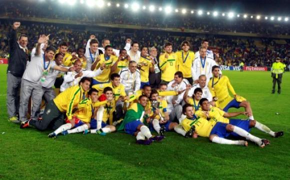 Brasil ganó su quinto título.