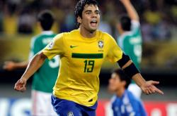 Henrique, goleador de Brasil del Mundial Sub 20.