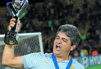 Ney Franco, técnico de Brasil.