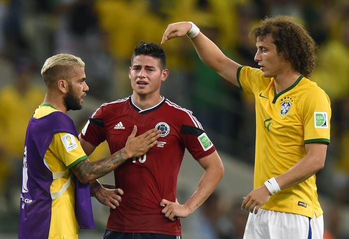 Seleccion de Colombia eliminada de la Copa America Centenario por supuesto dopajes