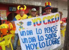 Selección Colombia Cartagena Mundial de Fútbol Brasil 2014