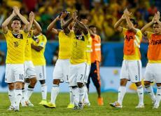 La selección Colombia ganó los tres encuentros de la fase de grupos del Mundial.