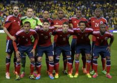 Colombia mostró que tiene fútbol y una costelación de grandes jugadores.