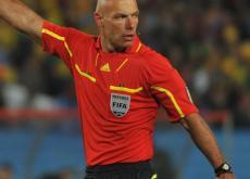 El árbitro inglés Howard Webb pitará el partido el jueves entre Colombia y Costa de Marfil.