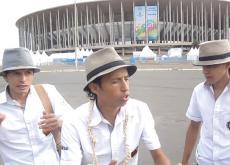 Los Manguitos hablaron de la Selección Colombia con su estilo particular y saludaron a los lectores de El Universal