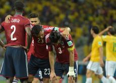 Mario Alberto Yepes jugó un gran Mundial y fue el verdadero capitán de Colombia.
