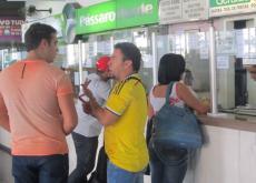 Terminal de transportes de Belo Horizonte.