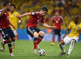 Colombia jugó un gran Mundial y pudo pasar sobre Brasil, pero ese es el fútbol.