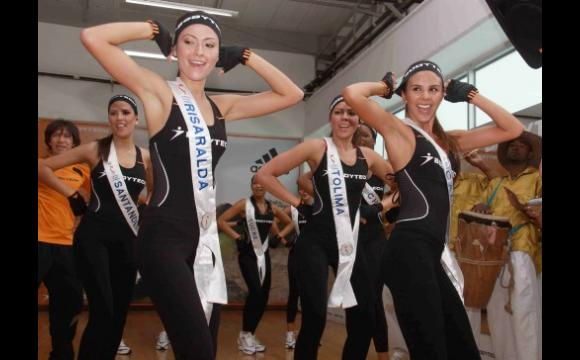 Reinas 2010 colombia