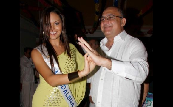 Lizeth González del Magdalena y Nasi Aguita