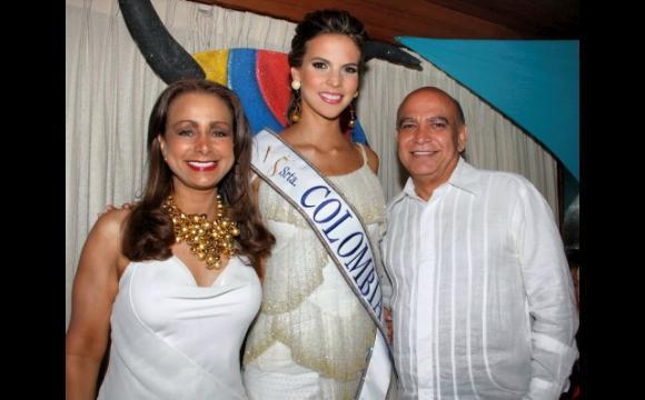 Natalia Navarro Srta. Colombia