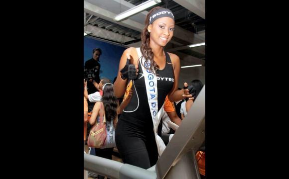 Diana Mina, de Bogotá