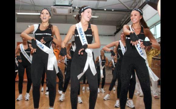 GuajiraVanessa Durán; Risaralda, Verónica Yepes y Caldas, Daniela Castellanos.