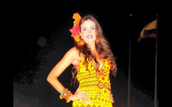 Violeta Bengonzi, de Cauca