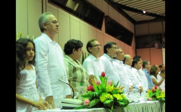 Sesión solemne del concejo hoy en Cartagena