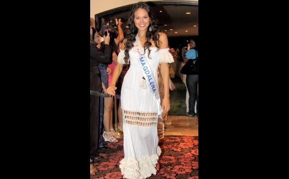 Lizeth González, de Magdalena.