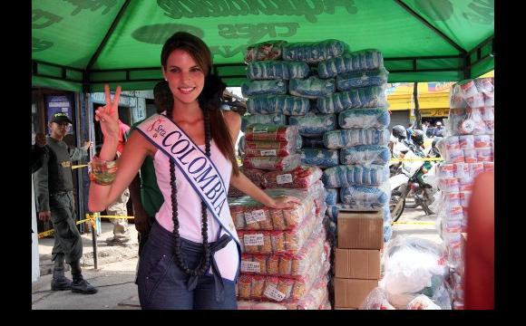Natalia Navarro Galvis, Señorita Colombia