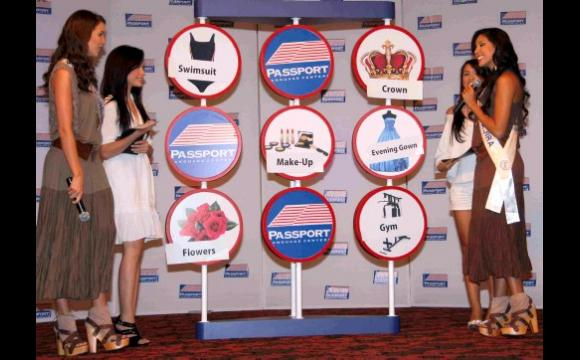 Las candidatas a Señorita Colombia pasaron examen de inglés.