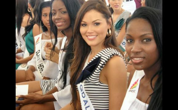 Se reúnen reinas en Cartagena