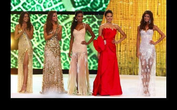 Las cinco finalistas: Valle, Bolívar, Bogotá, Magdalena y Huila.