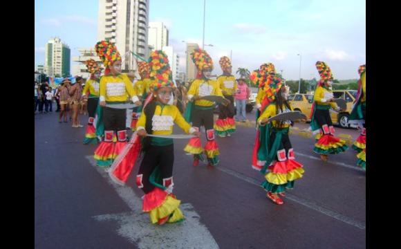 El desfile comienza a las 3 de la tarde.