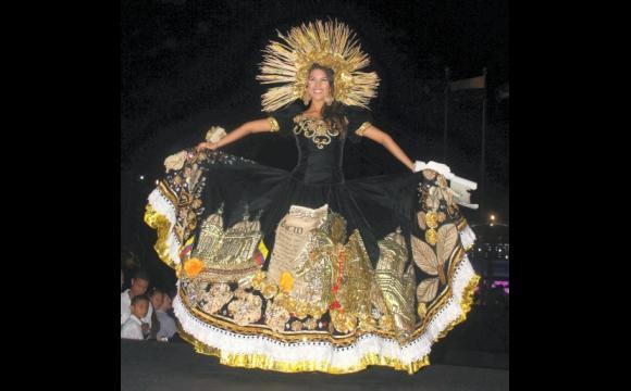 Laura Patiño, de Santander.
