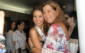 Susana Caldas y la reina de Cundinamarca, Ana Santa son parientes