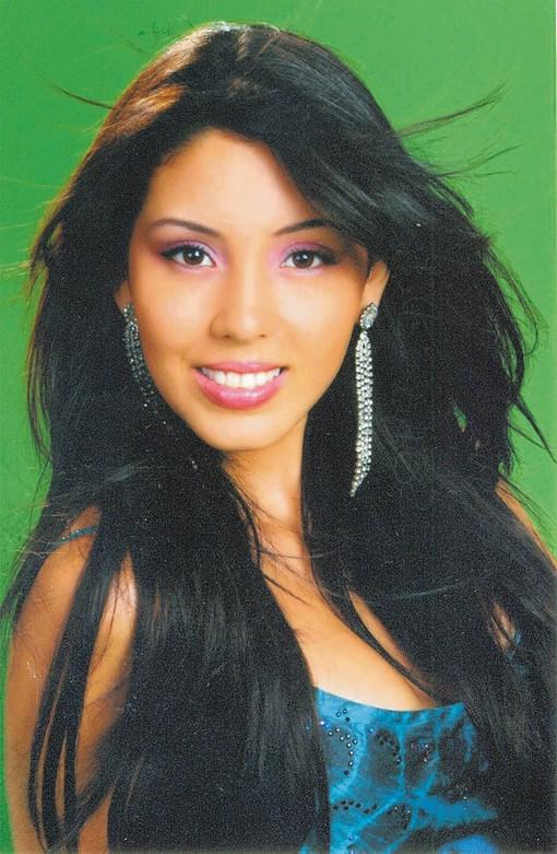 señorita Guajira, Vanessa Sofía Durán Daza, reinado 2010