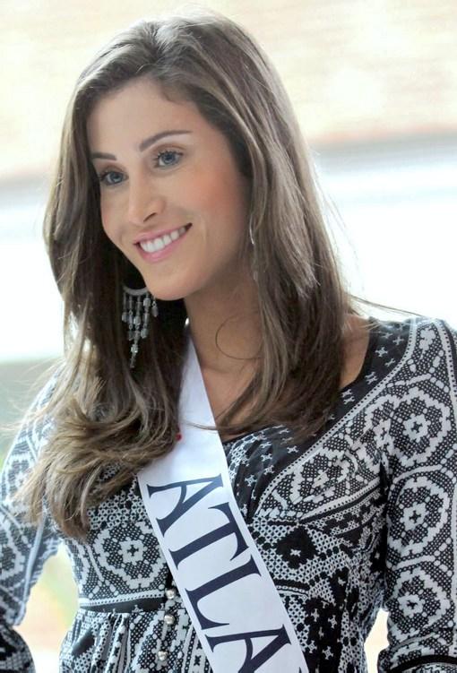 señorita Atlantico, Laura Victoria Jesurun Saade,reinado 2010