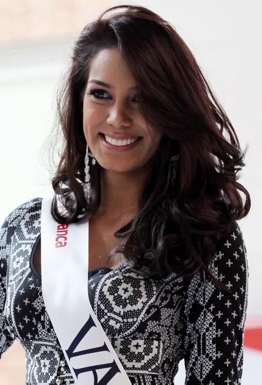 Señorita Valle, Catalina Robayo Vargas, reinado 2010