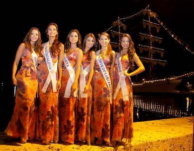 Reinas en el Banquete del Millón